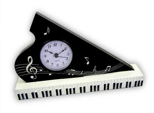 Grand Piano Clock