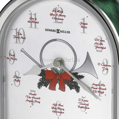 Musical Festive Clock