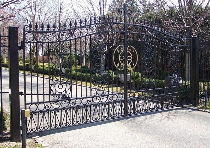 Ornamental Steel Gates