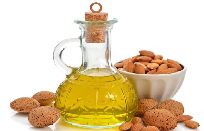 Almond Oil for Dry Skin