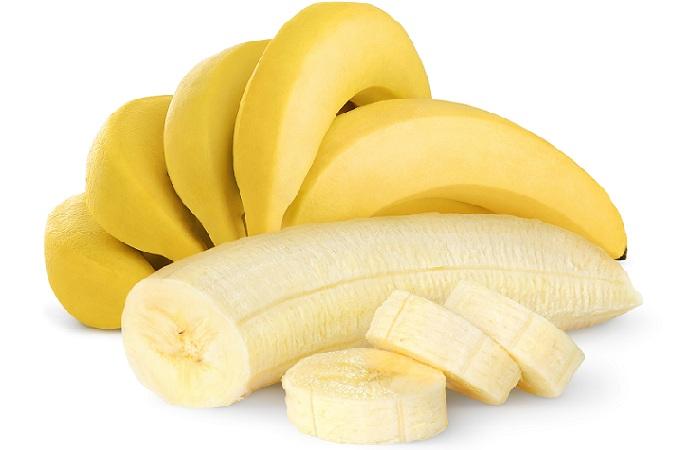 Banana for Dry Skin
