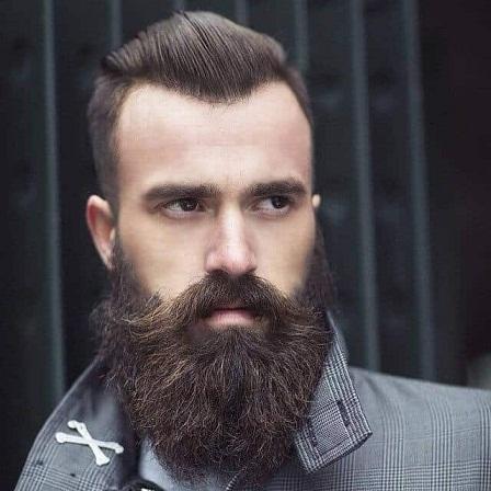 Razor's Edge Beard