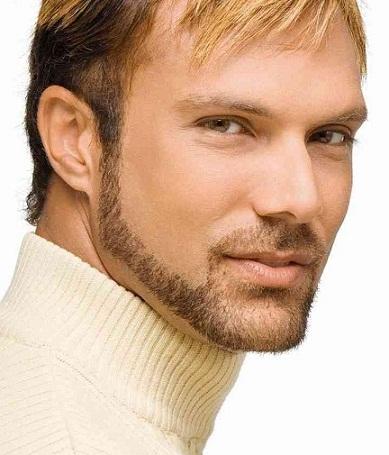 Thin Beard Style