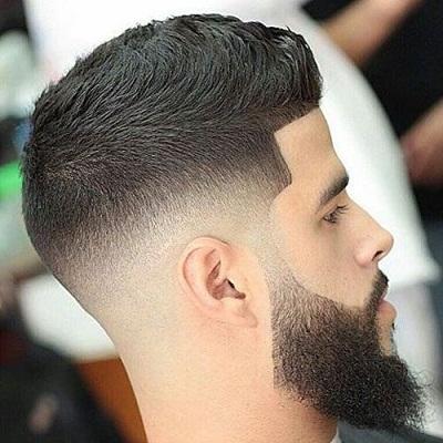 Faded Beard