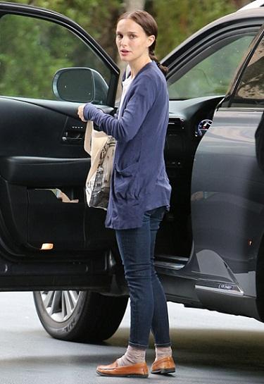 Natalie Portman without Makeup