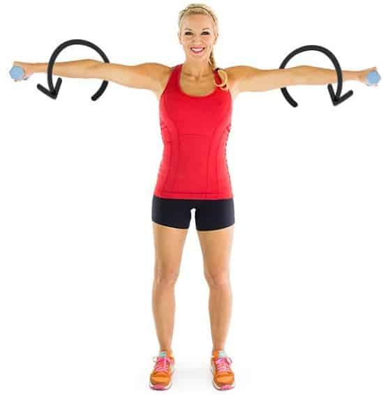 exercise to increase boob size