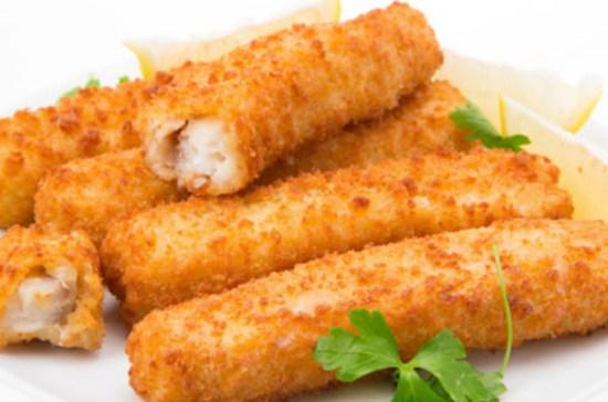 healthy fish recipes Fish finger