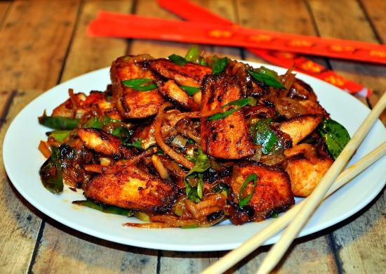 recipe fish - chilli fish