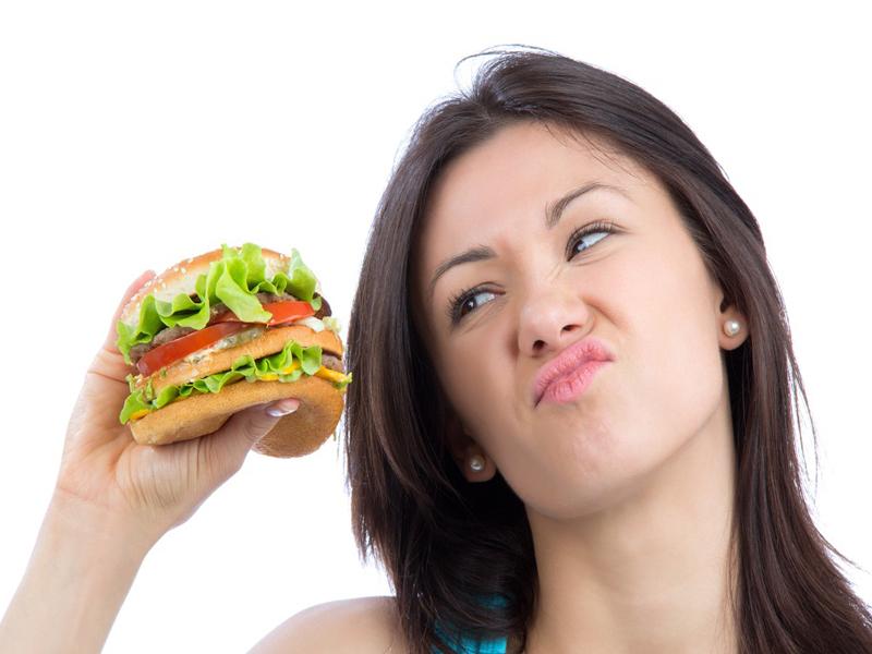 Do not Feast on Junk food! Balance the Diet