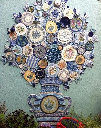Mosaic Wall Crafts