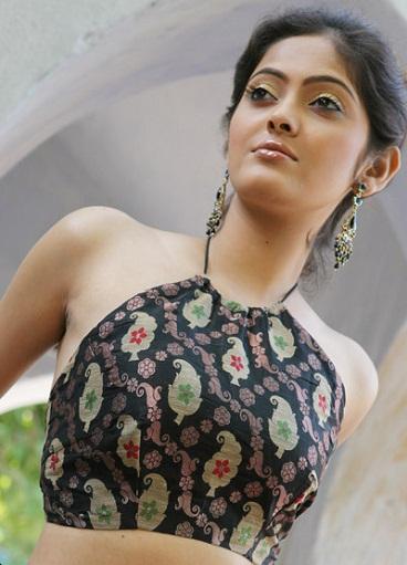 Halter neck blouse designs11