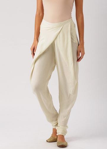 Twill Style Churidar Pants