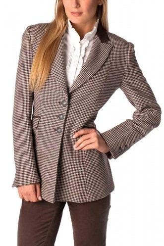 Heather Tweed Jacket