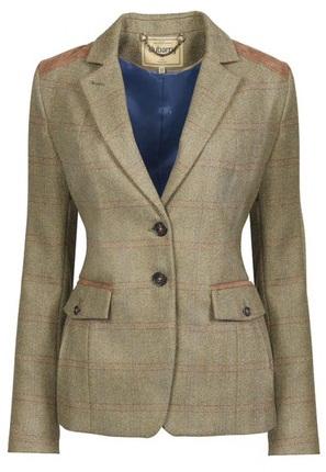 Dubarry Jasmine Tailored Tweed Jacket
