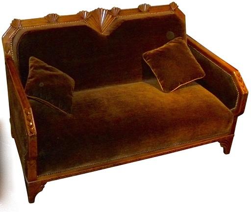 Art Deco Sofa Chair