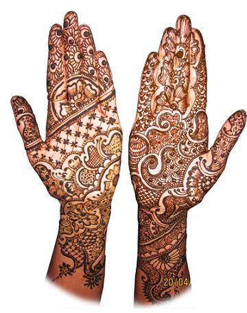 Best Mehndi Artists In India-Pawan , mumbai