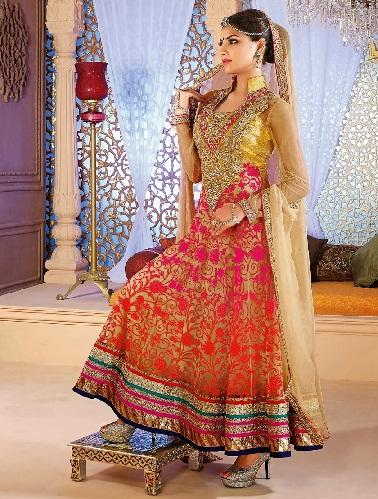 Bridal Readymade Churidar