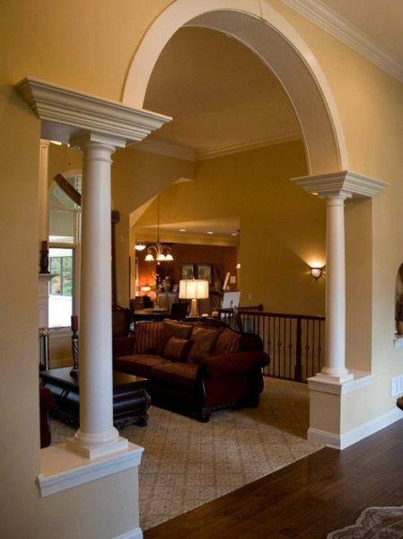 Pillar Arch Design