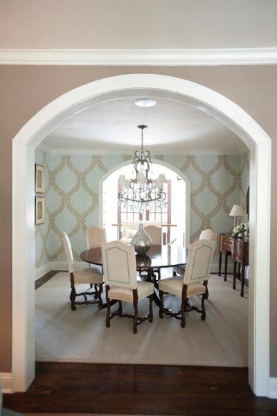 Hall To Kitchen Arch Design1