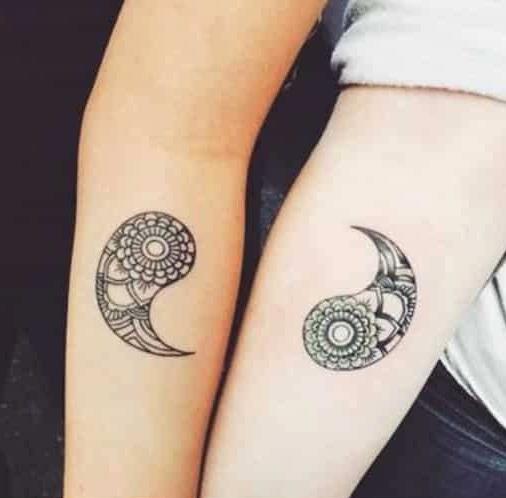 Tribal Friendship Tattoo designs