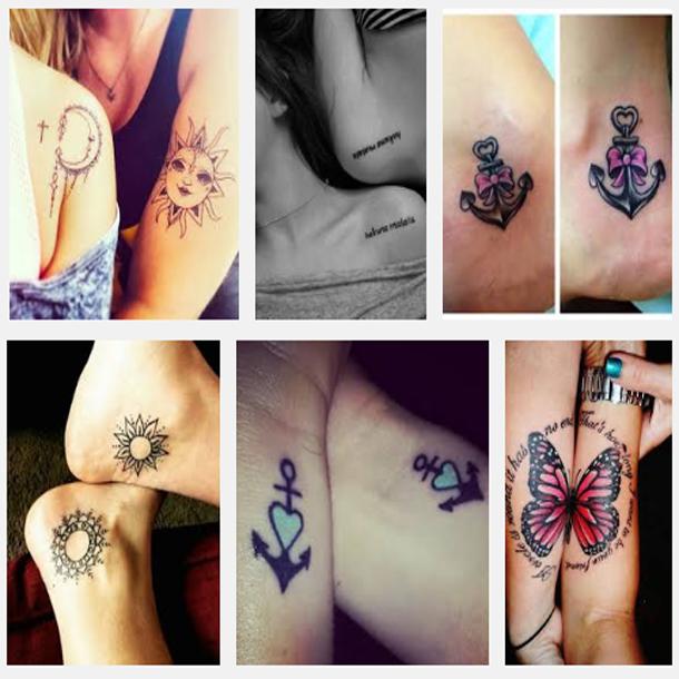 friendship tattoo designs