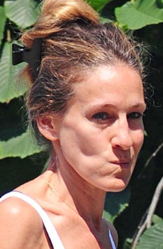 Sarah Jessica Without Makeup 3