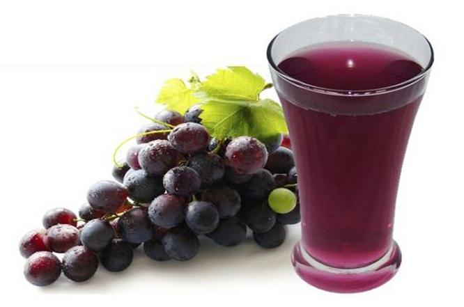 Grape Juice Health Benefits