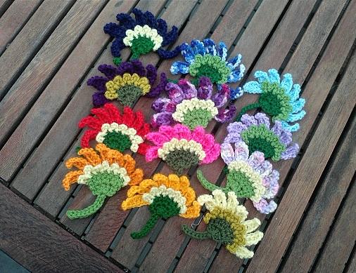 Woolen Flower
