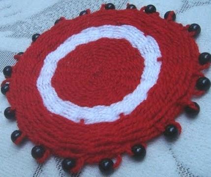 Woolen Coaster