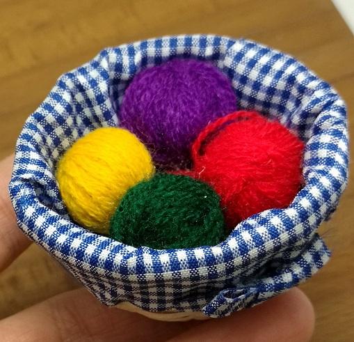 Woolen Basket