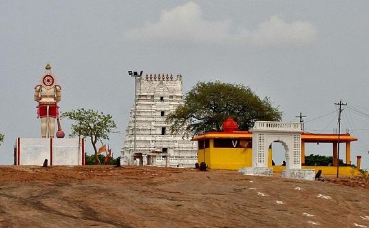 Lord Shiva Temple In Hyderabad