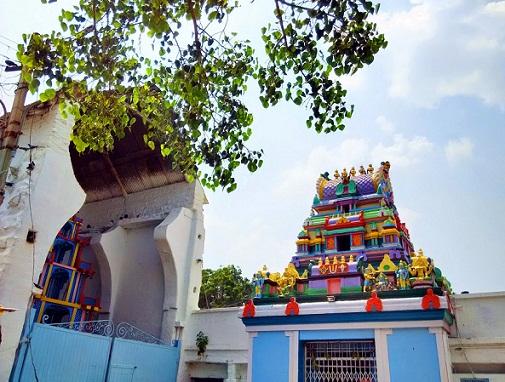 Venkateswara Swamy Temple Hyderabad