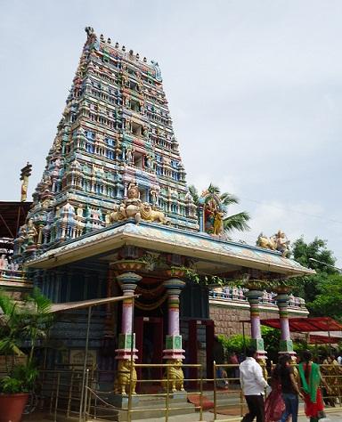 Peddamma Temple