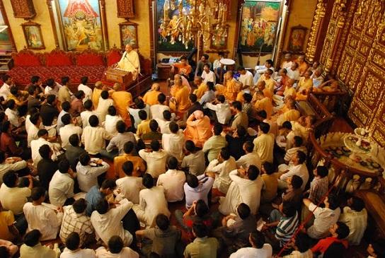 Radhanath Swami Temple