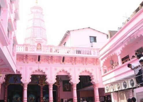 ISKCON Temple Hyderabad
