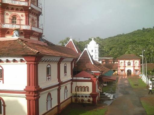 Kamakshi Temple Goa