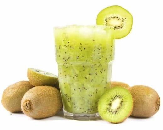 Kiwi Juice for Hair Growth