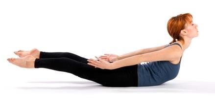 Yoga Poses To Avoid During Pregnancy Shalabhasana