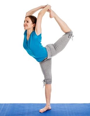 Yoga Positions To Avoid During Pregnancy Natarajasana