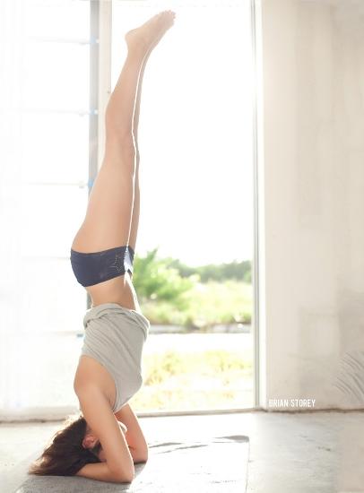 What Yoga Moves To Avoid When Pregnant Shirshasana