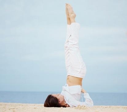 What Yoga Poses To Avoid When Pregnant Salamba Sarvangasana