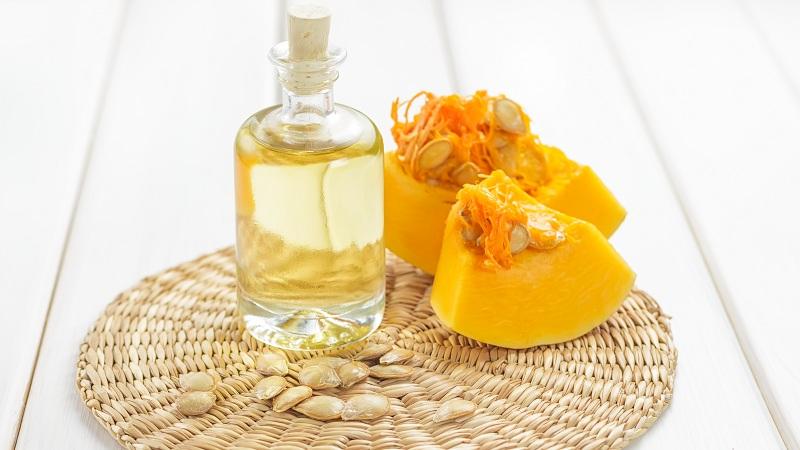 pumpkin oil benefits