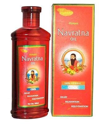 Herbal Hair Oil For Headaches