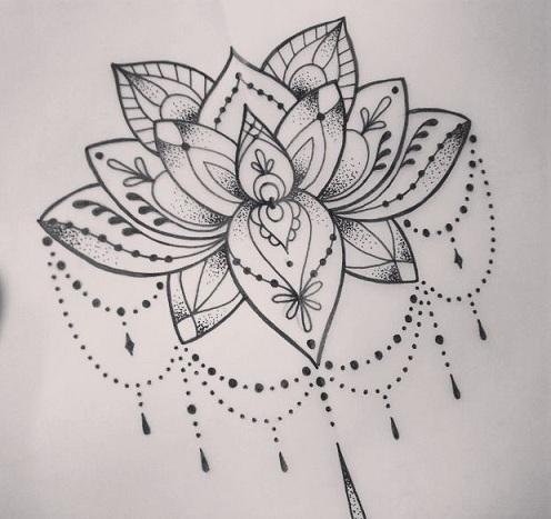 17 Best Mandala Tattoo Designs To Wear a Piece of Art In 2020
