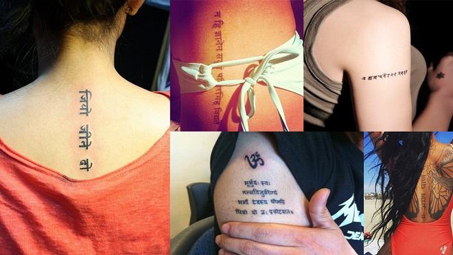 17 Best Sanskrit Tattoo Designs To Honour the Language!