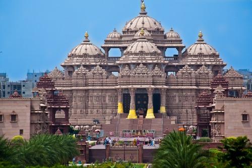 Akshardham Mandir In Gandhinagar