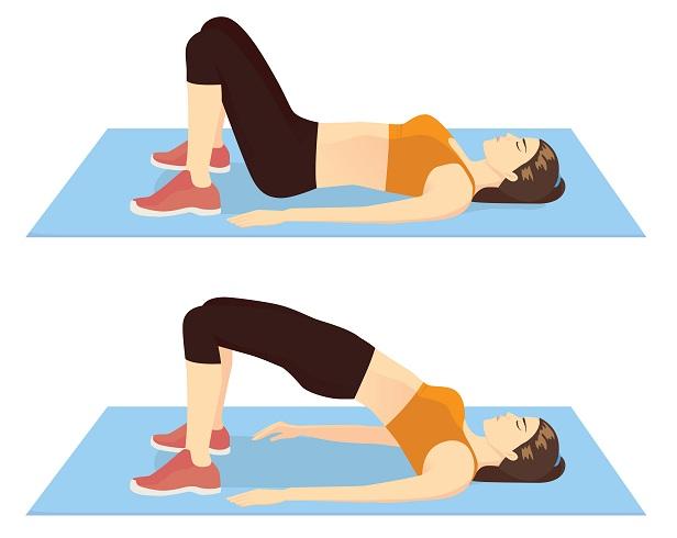 Bridges - good floor exercises