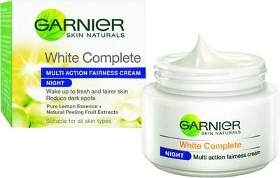 Tan Removal Cream Garnier White Complete