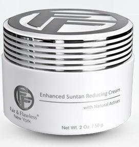 Fair & Flawless Suntan Removal Cream