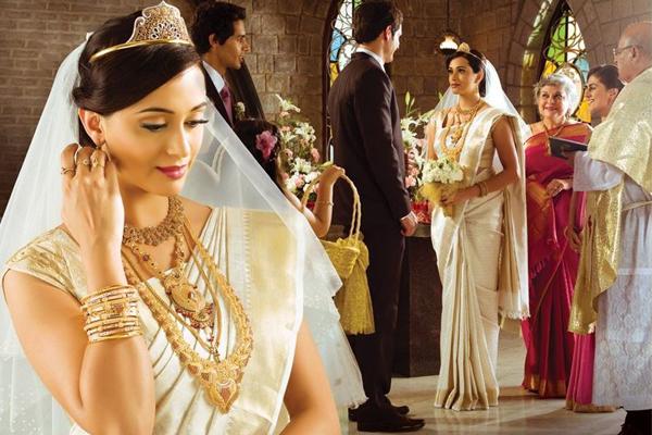 South Indian Christian Bridal Makeup